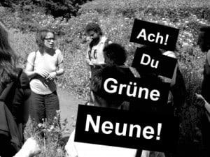 Heilpflanzenführung Berlin Prenzlauerberg